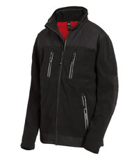 LOTHAR 77360 MICRO-DOUBLE-FLEECE-JACKE
