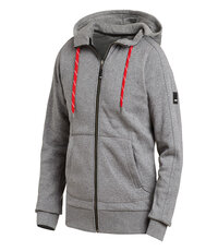 BENNO 79494 SWEATER-JACKET WITH HOOD