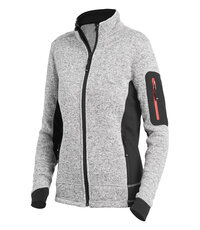 MARIEKE 79596 KNITTED FLEECE JACKET