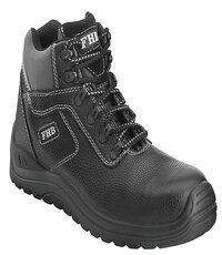 WILFRIED 83962 S3 SAFETY SHOELACE BOOTS